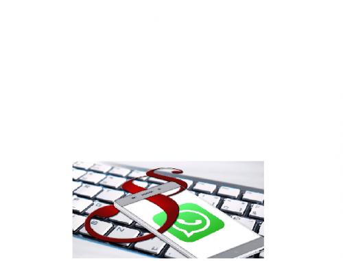 whatsapp en email